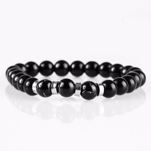 Free with Bundle Composed Black Bracelet Unisex